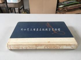 Bringing Up Boys(培育男孩)