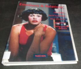 2手英文 Emotions and Relations Nan Goldin 合集 图书馆用书 xhc44