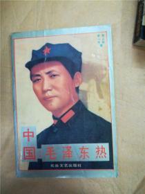 中国毛泽东热【书脊受损】