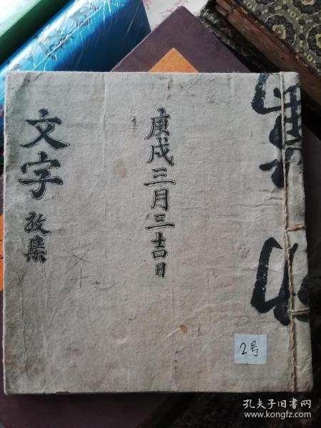 文字-放生   手抄本