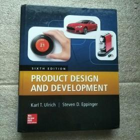 sixth edition Product Design and Development