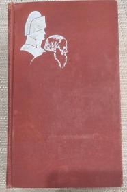 1938年 托尔斯泰名著 Heritage Press 全两卷合一册,罕见巨册装war and peace 《战争与和平》 木刻大师Fritz Eichenberg 经典配图精装