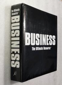 商业辞海business the ultimate resource 企业的最终资源