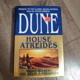 Dune house atreides沙丘 科幻小说