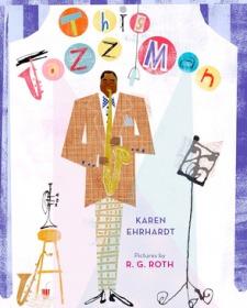 美国插画师R.G. Roth|爵士乐大师群像|This Jazz Man