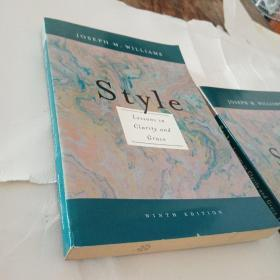 Style:Lessons in Clarity and Grace