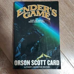 安德的游戏 ender's game科幻小说