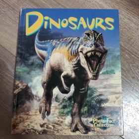 Dinosaurs恐龙百科全书