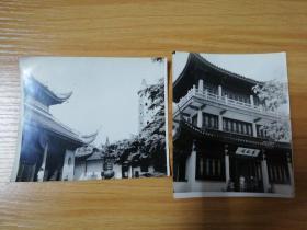 无锡风景老照片二张