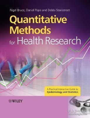 QuantitativeMethodsforHealthResearch