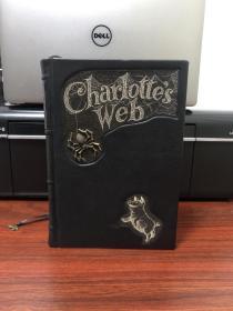 《Charlotte's Web(夏洛特的网)》真皮重装本