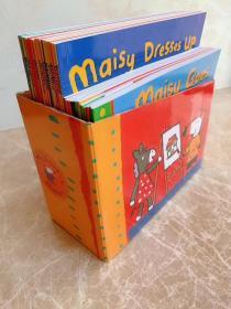 小鼠波波 英文绘本 36册