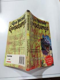 goosebumps reader beware you choose the scare:鸡皮疙瘩读者当心你选择了恐慌