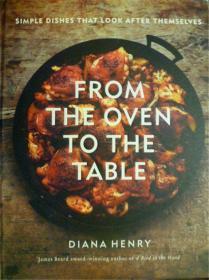 英文原版    From the Oven to the Table       从烤箱到餐桌