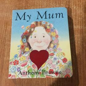 My Mum   Board Book    我的妈妈