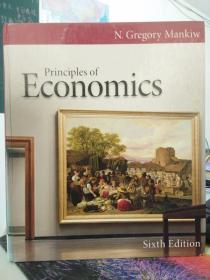 Principles of Economics:Six Edition       South-Western; 6 edition       N. Gregory Mankiw      9780538453059