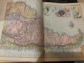 1895年南美洲地圖3