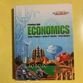 Prentice Hall Economics 翻译:普伦蒂斯霍尔经济学