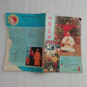 中国气功1994年1期