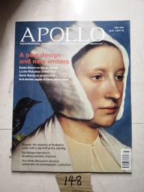 APOLLO:     THE INTERNATIONAL MAGAZINE OF ART AND ANTIQUES   2004.5
