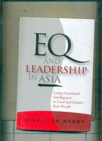 EQ AND LEADERSHIP IN ASIA亚洲的情商与领导力 英文原版书