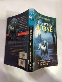 the little white horse    小白马