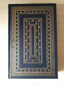 The Annals Tacitus 塔西佗 名著《编年史 》Franklin Library出版仿皮布面精装,书口三面刷金