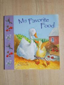 英文原版:My Favorite Food