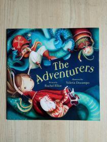 英文原版:The Adventurers