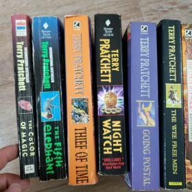 碟形世界系列小说 详情价格请看每本书单独页面