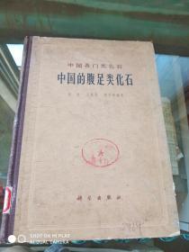 中国各门类化石 中国的腹足类化石