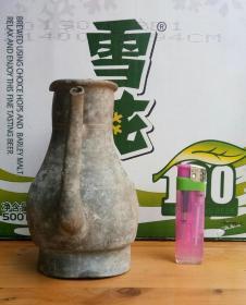 清或民:锡酒壶