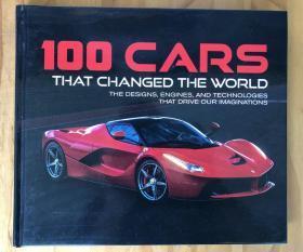 英文1886-2020世界经典名车100部 100 Cars That Changed the World 汽车设计师名车鉴赏