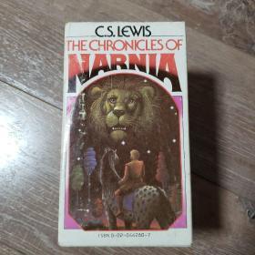 The chronicles of Narnia纳里亚传奇 奇幻小说经典 一套 罕见版本