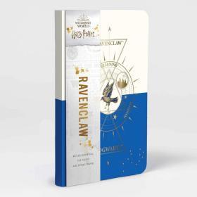 预售哈利波特拉文克劳新版美国原版横线笔记本Harry Potter: RavenclawConstellation
