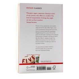 五号屠场英文原版 Slaughterhouse 5 第五号屠宰场进口正版 Kurt Vonnegut冯内古特小说书籍