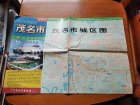 茂名市交通游览图