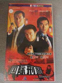 35集电视连续剧  国际刑警  35VCD