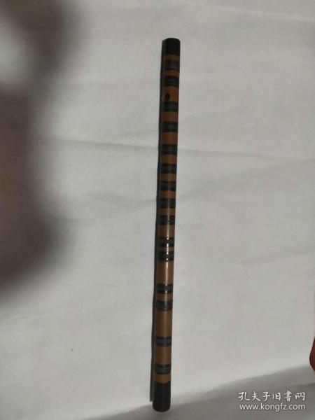 民國竹子8孔笛子品相完美,沒有開裂,42.5*2