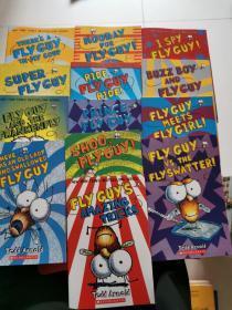 Fly Guy's Amazing Tricks (13册合售,详见图)