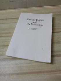 外文书 The Old Regime and The Revolution