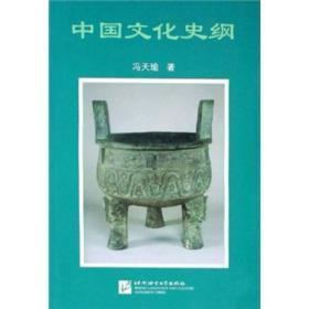 中国文化史纲/ 冯天瑜 著/北京语言大学出版社9787561906736