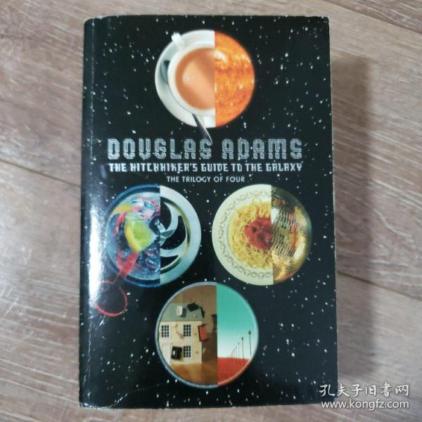 The Hitch Hiker's Guide to the Galaxy:A Trilogy in Four Parts