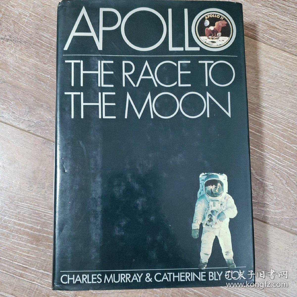Apollo the race to the moon 阿波罗月球探险 天文 科普