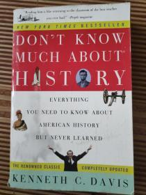 Don't Know Much About History:Everything You Need to Know About American History but Never Learned (Don't Know Much About...)