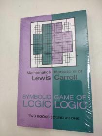 Symbolic Logic and the Game of Logic 符号逻辑与逻辑游戏 英文版 350多个巧妙的问题涉及古典逻辑 特价英文书