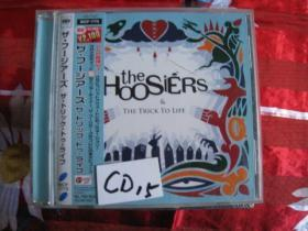 THE   TRICK  TO LIFE    CD   R版拆封