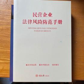 民营企业法律风险防范手册