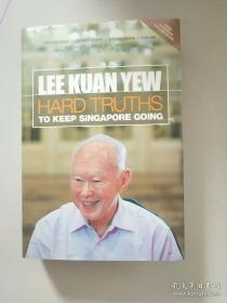 李光耀:新加坡赖以生存的硬道理Lee Kuan Yew: Hard Truths To Keep Singapore Going(英文精装原版含盘)(附光盘一张)