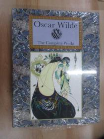 The Complete Works of Oscar Wilde 奥斯卡·王尔德全集  精装  全新塑封